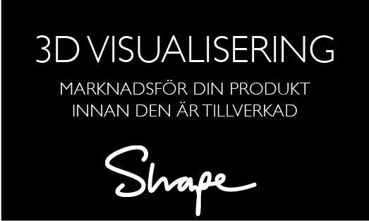 Shape Produktion i Hillerstorp AB