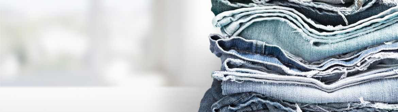 Gamla kläder kan lämnas i butik