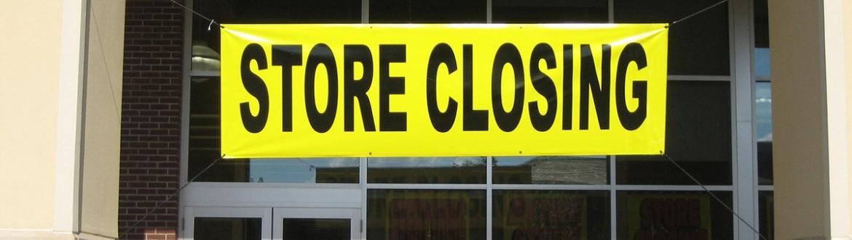 Fysiska butiker hotas av ökande e-handel
