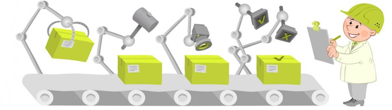 Automatisera ditt butikslager