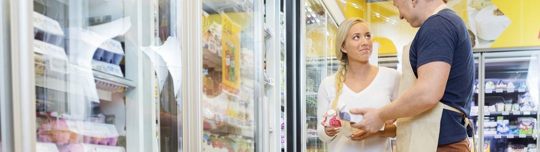 Butiksförsäljning är beroende av goda relationer med kunden