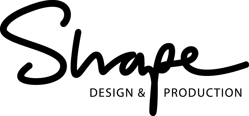 Shape Produktion AB - Logotype
