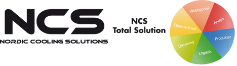 Nordic Cooling Solutions AB - Logotype