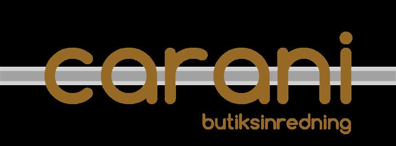 Carani Butiksinredning - Logotype