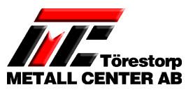 Törestorp Metall-Center AB - Logotype