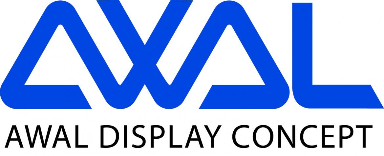 Awal Display AB - Logotype