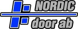 Nordic Door AB - Logotype