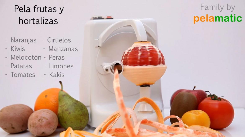 elektrisk apelsinskalare
