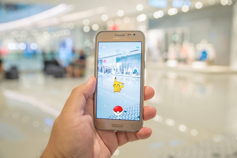 pokemon go för butiker