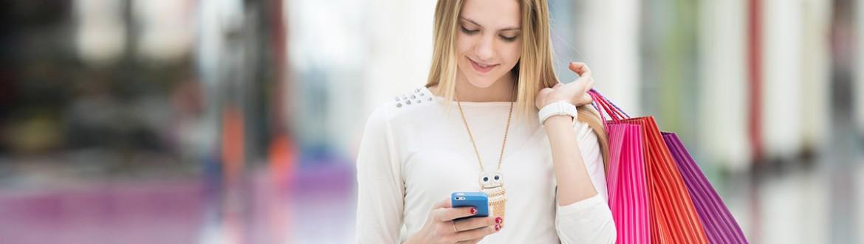 Smartphones ersätter butiksbiträde