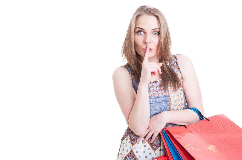 tyst timme i butiken