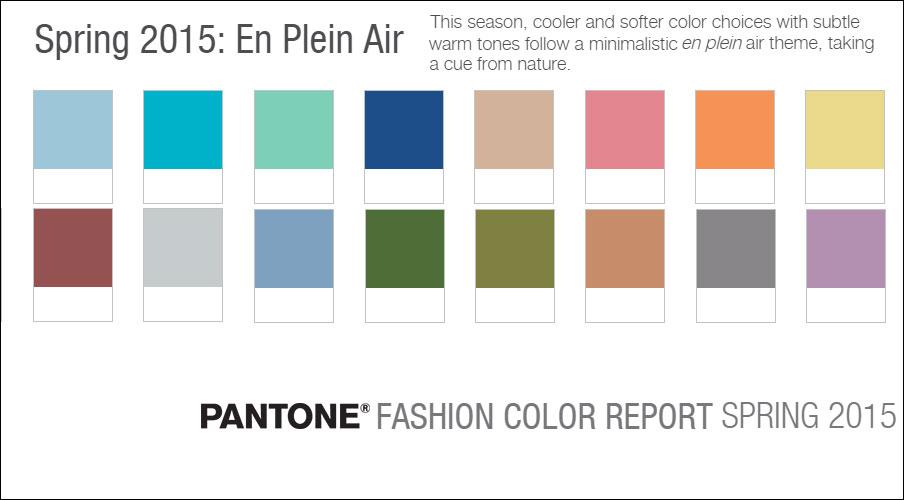 Vårens färger 2015
